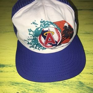 "Los Angeles angels ""splash"" new era SnapBack"